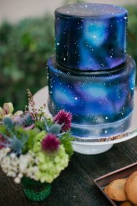 Stars themed wedding