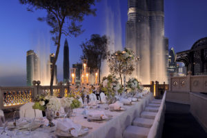 The Most Gorgeous Wedding Venues in Dubai