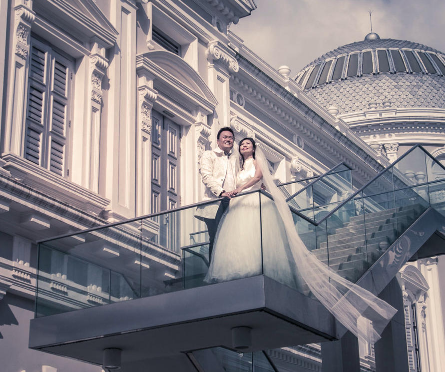 wedding photographers in singapore