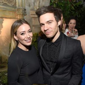 Hilary Duff and Matthew Koma wedding