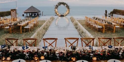 A look at the top wedding venues in Bali