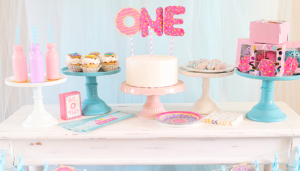 1st birthday party ideas: cake