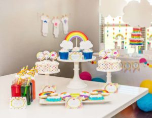 plan a baby shower