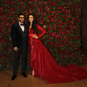 Deepika and Ranveer wedding rception
