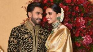 Deepika and Ranveer wedding rception
