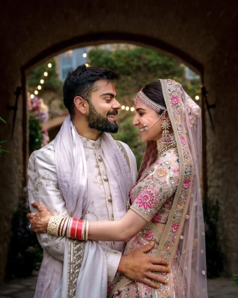 Indian Celebrities' weddings