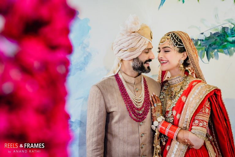 Indian celebrities' wedding