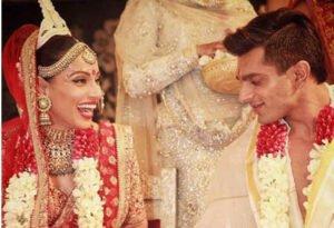 Indian celebrities' wedding: Bipasha Basu and Karan Singh Grover