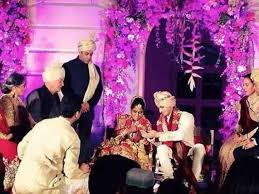Indian celebrities' wedding: Arpita Khan and Aayush Sharma wedding