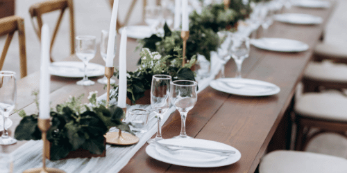 Hosting An Eco-Friendly Wedding, get the unique ideas