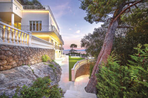 villas for wedding in monaco