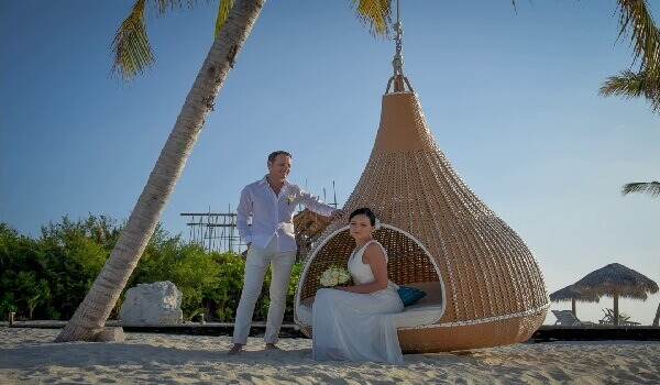 Furaveri wedding packages in Maldives
