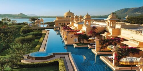 Destination Wedding in Udaivilas, Udaipur.