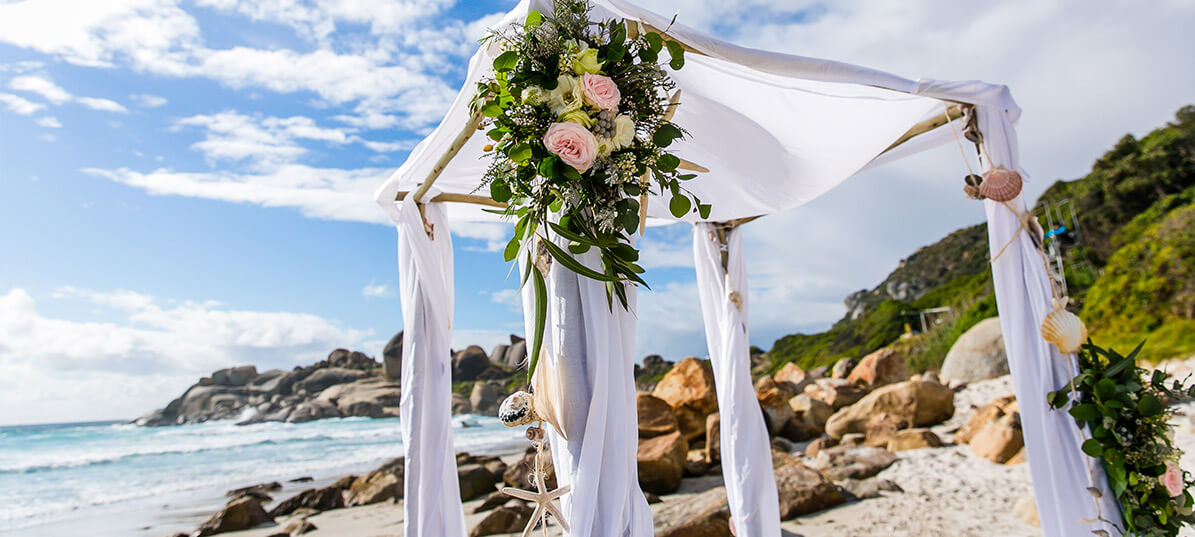 Destination wedding in south Africa at the bay hotel