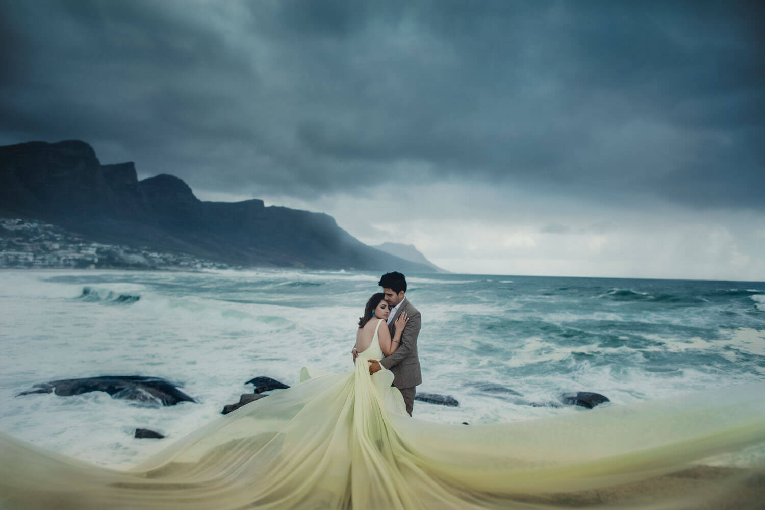 destination wedding in South Africa - Cape town