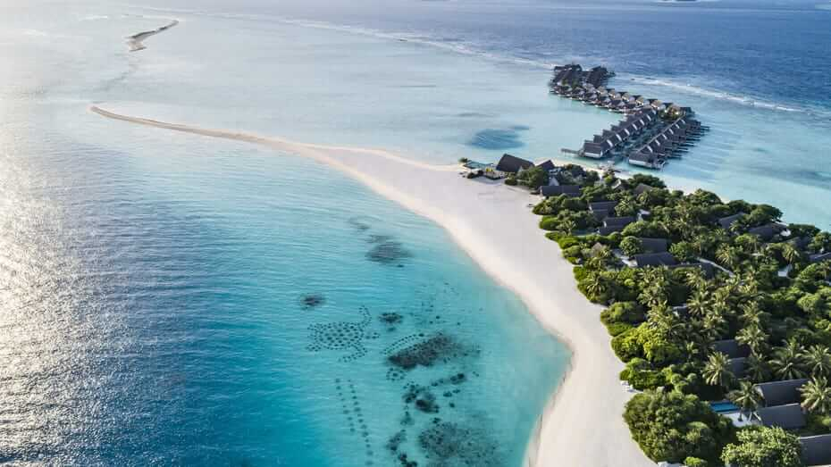 Honeymoon Packages in the four seasons maldives