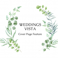 Green and White Plants Rustic Floral Wedding Postponement Announcement (1)